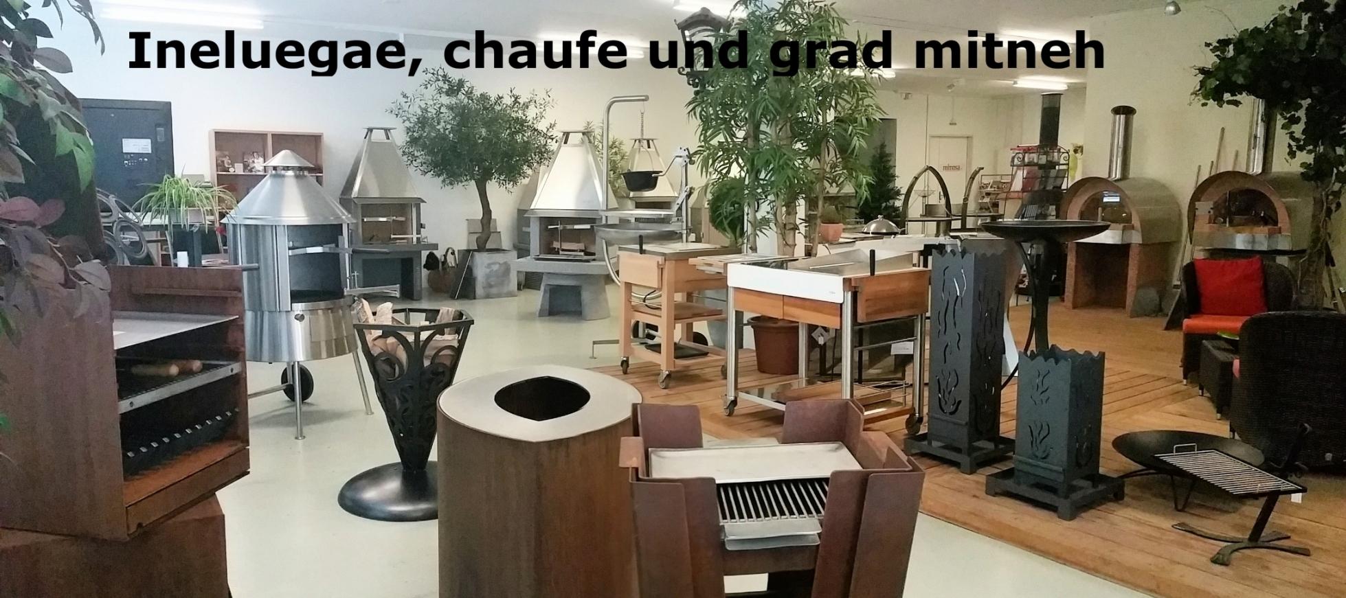 Unser Showroom / Shop