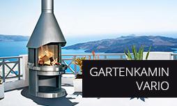 VARIO Gartenkamin und Grill